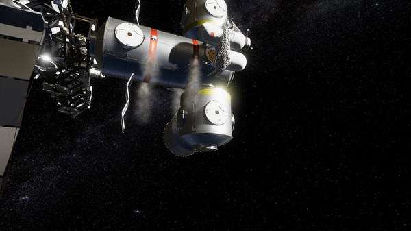 Stable Orbit - Build your own space station