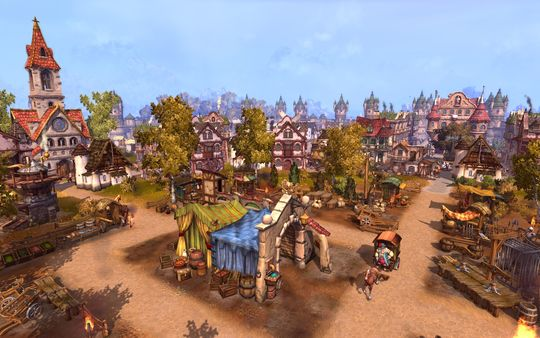 The Settlers 7: Paths to a Kingdom™ The Two Kings DLC #4