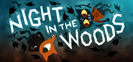 Night in the Woods title thumbnail