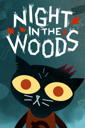 Night in the Woods poster image on Steam Backlog