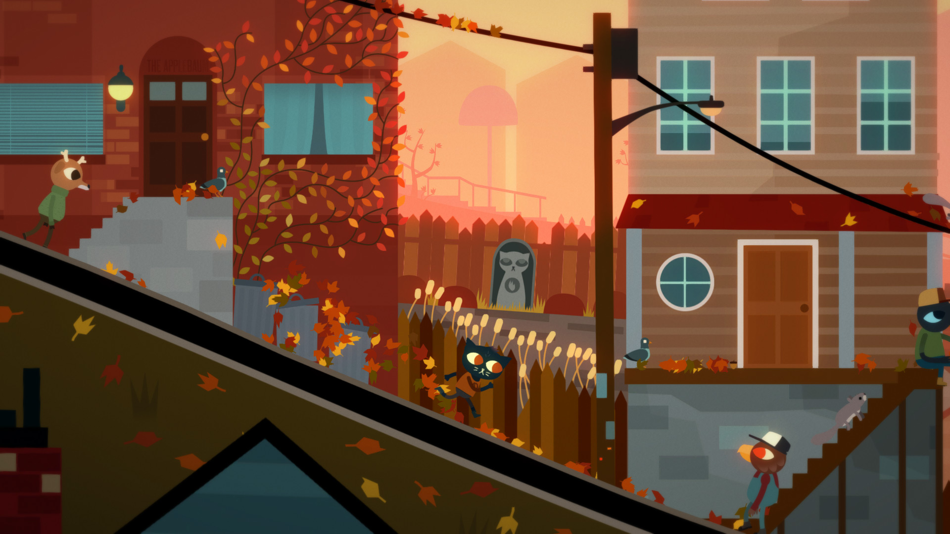 Night in the Woods Screenshot 1