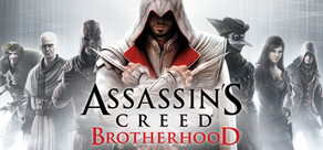Assassin's Creed Brotherhood cover art