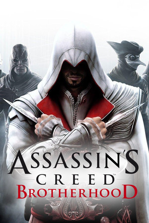 Assassin's Creed Brotherhood poster image on Steam Backlog