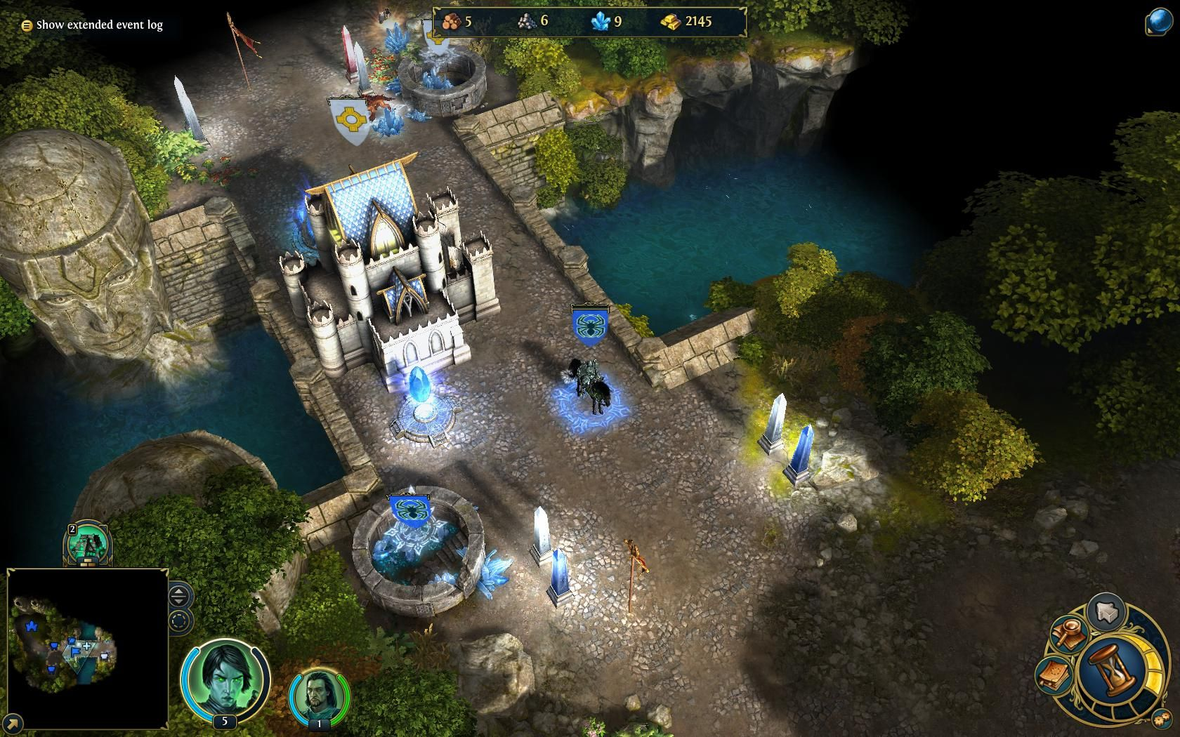 Might and magic heroes online release date in Brisbane