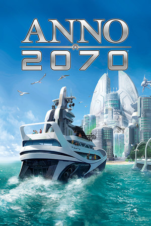 Anno 2070 poster image on Steam Backlog