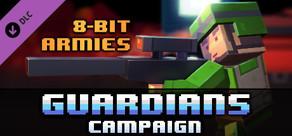8-Bit Armies - Guardians Campaign cover art