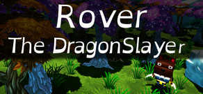 Rover The Dragonslayer cover art