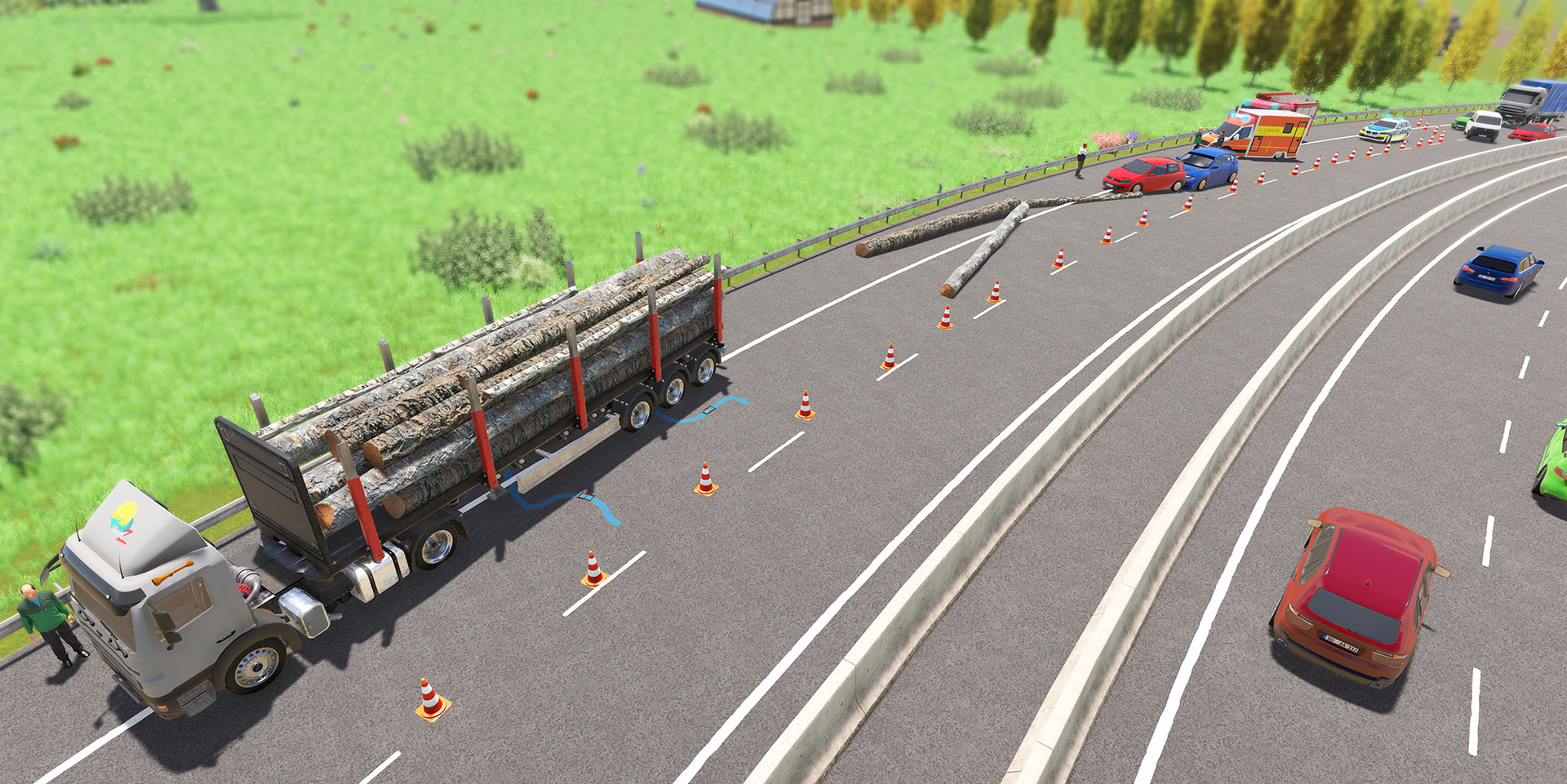 Autobahn Police Simulator 2 Screenshot 3