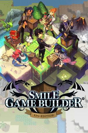 SMILE GAME BUILDER poster image on Steam Backlog