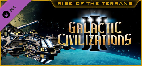 View Galactic Civilizations III - Rise of the Terrans DLC on IsThereAnyDeal