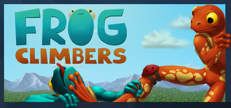 Frog Climbers cover art