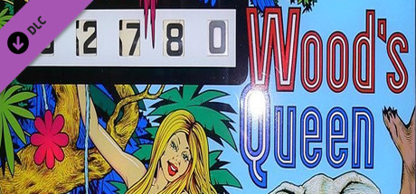 Zaccaria Pinball - Wood's Queen Table