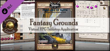 Fantasy Grounds - 3.5E/PFRPG: SH4: Crucible of Faith