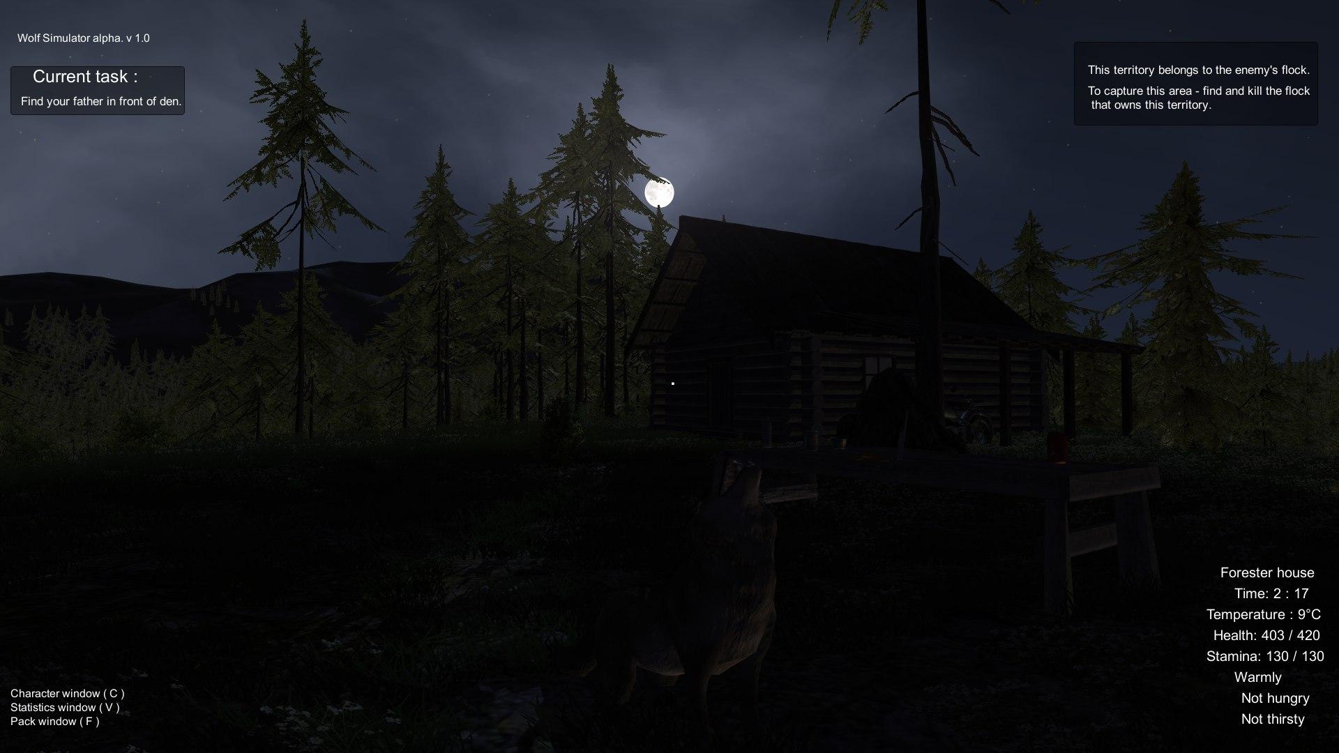 Download Wolf Simulator Full PC Game