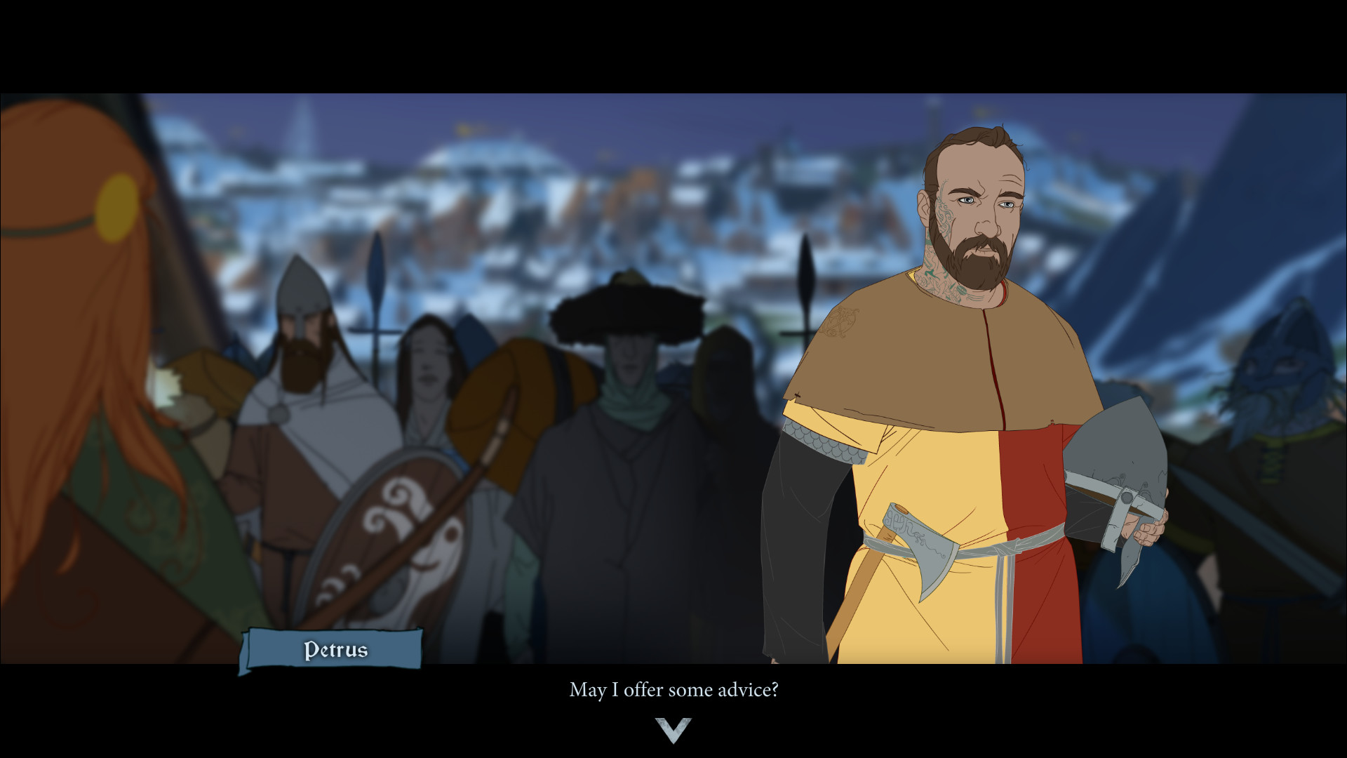 The Banner Saga 3 3DM Download