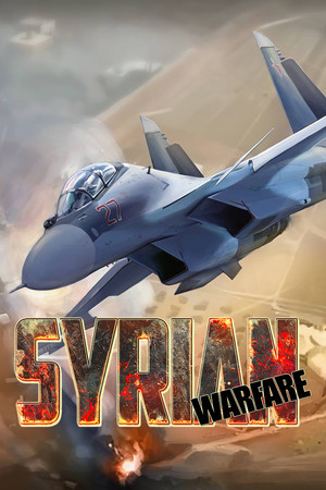 Syrian Warfare poster image on Steam Backlog