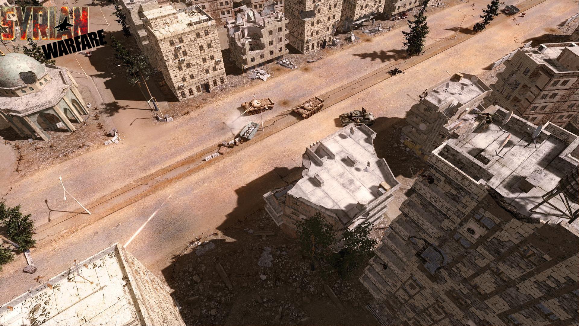 Syrian Warfare [RePack] [2017|Rus|Eng|Multi3]