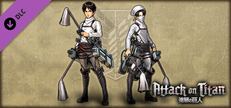 Attack on Titan - Clean-up Eren & Levi costume