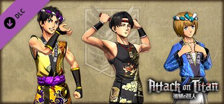 Attack on Titan - Costume Set - Summer Festival