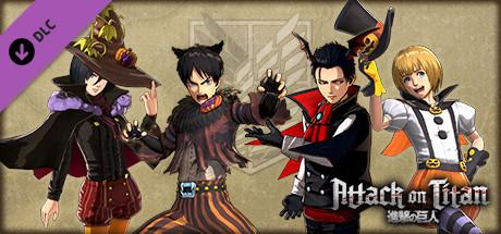 Attack On Titan Costume Set Halloween On Steam