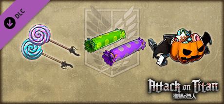 Attack on Titan - Weapon - Halloween