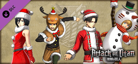 Attack on Titan - Costume Set - Christmas