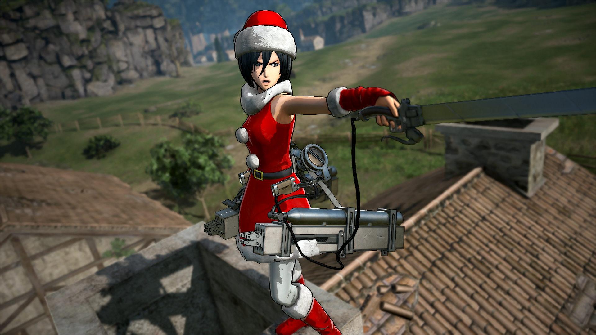 Attack On Titan Costume Set Christmas On Steam