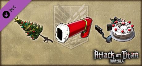 Attack on Titan - Weapon - Christmas