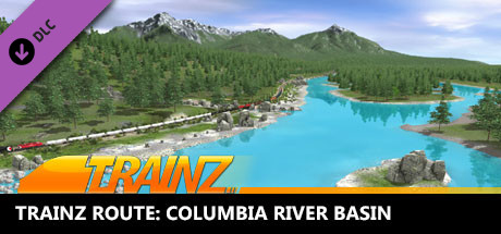 Trainz Route: Canadian Rocky Mountains - Columbia River Basin