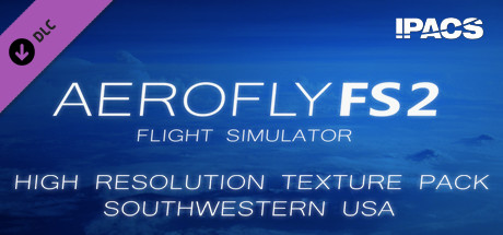 Aerofly FS 2 - High Resolution Texture Pack for Southwestern USA
