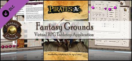 Fantasy Grounds - Savage Worlds Setting: Pirates