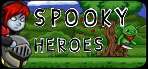 Spooky Heroes cover art