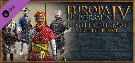 View Europa Universalis IV: Rights of Man Content Pack on IsThereAnyDeal