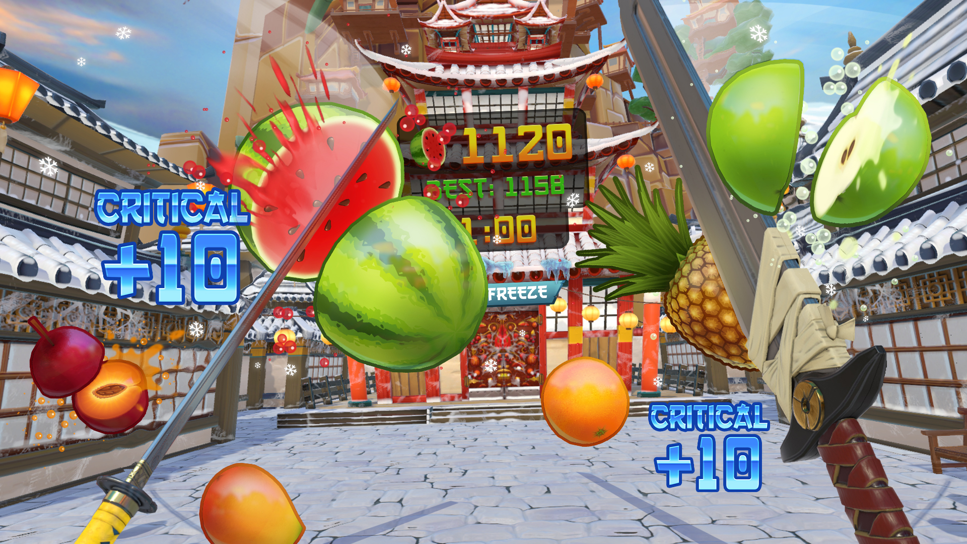 Fruit Ninja VR on Steam