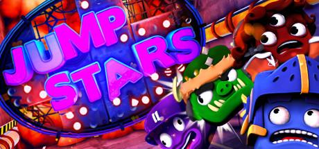 Game Banner Jump Stars