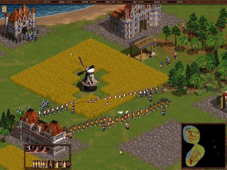 Screenshot of Cossacks: Art of War