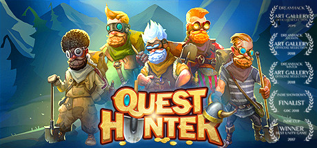 Quest Hunter cover art