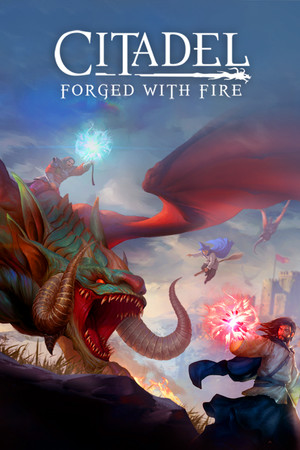 Сервера Citadel: Forged With Fire