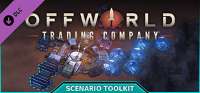Offworld Trading Company - Scenario Toolkit DLC cover art