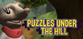 Puzzles Under The Hill cover art