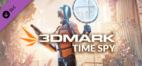 3DMark Time Spy benchmark (Basic Edition)