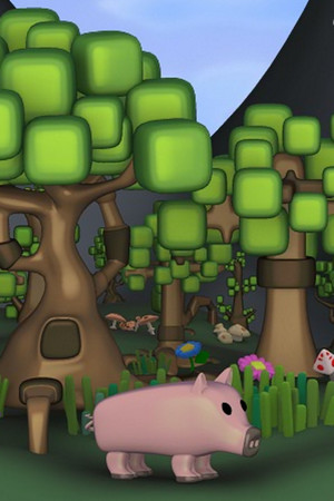 Conan the mighty pig poster image on Steam Backlog