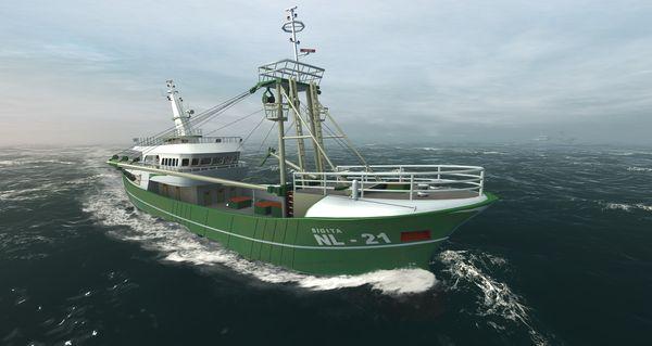 Ship Simulator Extremes: Sigita Pack (DLC)