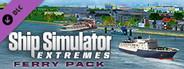 Ship Simulator Extremes Ferry DLC
