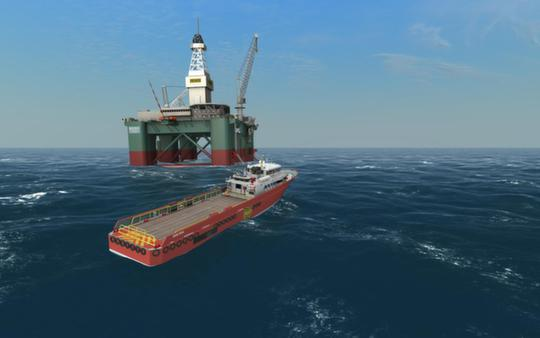 Ship Simulator Extremes: Offshore Vessel (DLC)