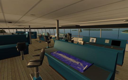 Ship Simulator Extremes: Ocean Cruise Ship
