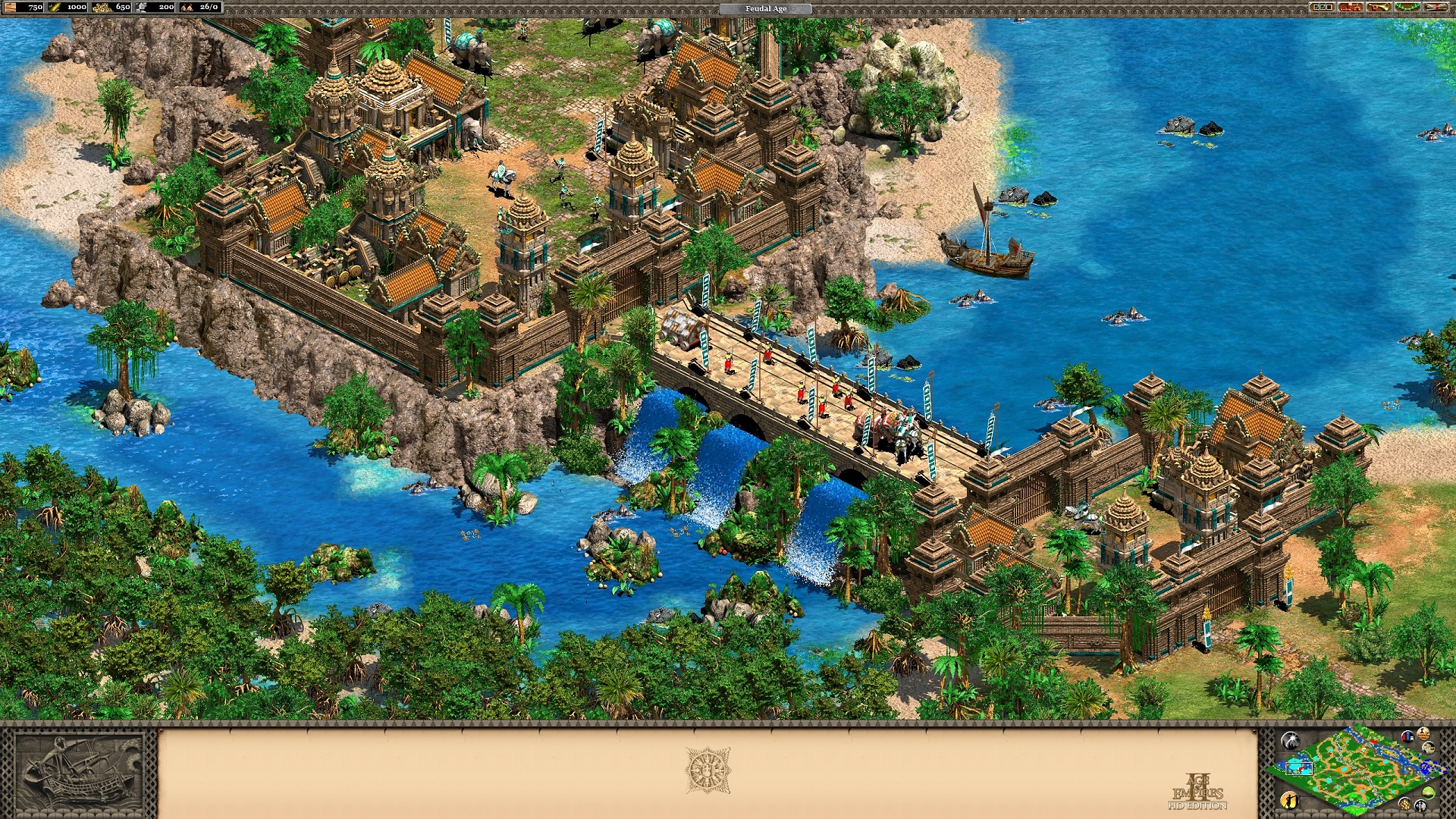 Age of Empires II (2013): Rise of the Rajas