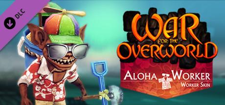 War for the Overworld - Aloha Worker Skin