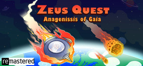 Zeus Quest Remastered cover art