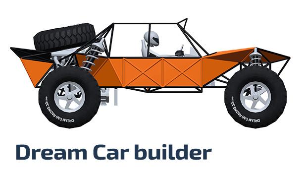 Dream Car Builder On Steam